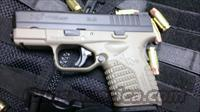 Springfield XDs 45 3.3 TCC Coated Magpul FDE NEW