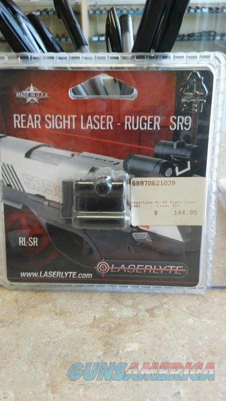 Laser Lyte Rear laser sight Ruger SR9 NIB NO CC    for sale