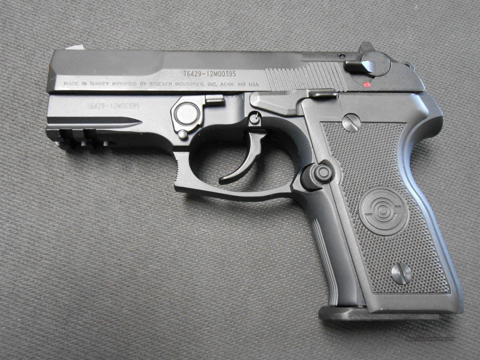 Stoeger cougar 9mm compact 31716 nib guns gt pistols gt tactical