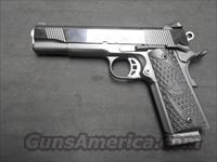 STI Lawman 5.0 45acp Blue AS No CC Fee's!
