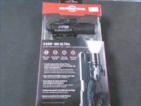 Surefire X-400 Ultra Green Laser NIB NO CC FEES