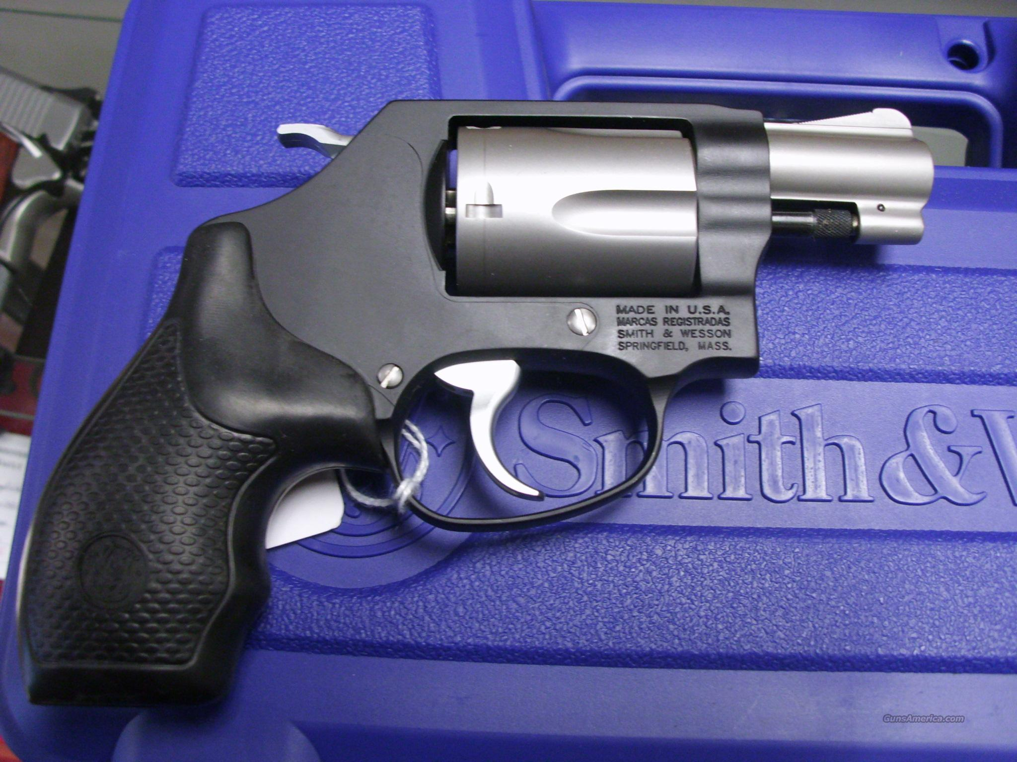 Smith & Wesson 437 38SPL NEW
