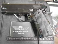 Christensen Arms 1911 OFFICER 45 ACP New NO CCFEES