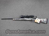 Savage Axis II Camo w/scope 30-06 NIB!