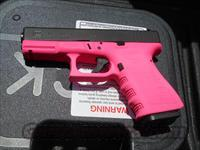 Glock 19 TCC Coated Prison Pink NEW