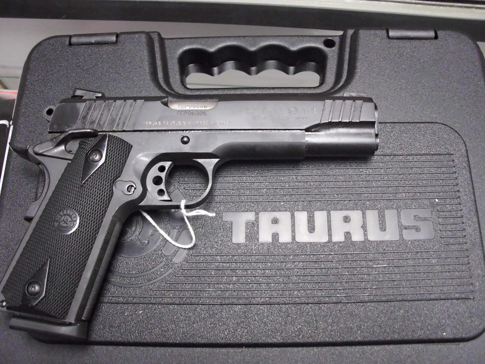 Taurus PT1911 9MM NEW for sale