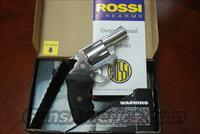ROSSI R352 Revolver, 38SPL Stainless Steel