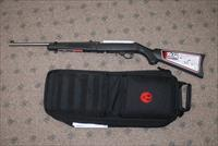 RUGER 10/22 TD 22LR Rifle - Takedown model with case