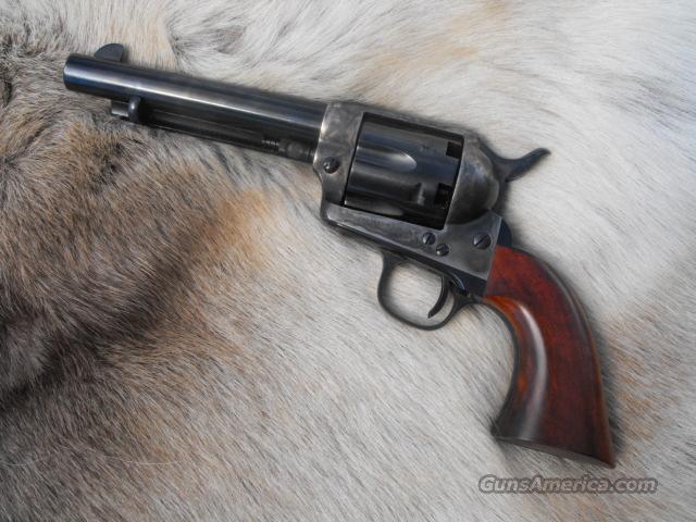Starr Arms New York  44 Cal  Double Action Model 1858 Civil War Revolver  Pat  Jan  15, 1856