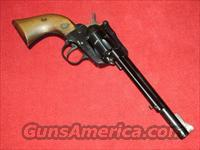 Ruger Single Six Revolver (.22 LR/.22 Mag.)