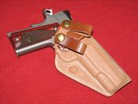 Milt Sparks Summer Special 2 Holster (1911 Government)