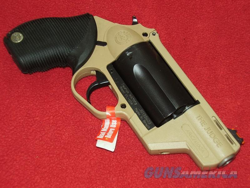 Taurus Judge Public Defender Poly Revolver ( 45 Colt/ 410)