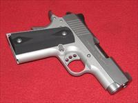 Kimber 1911 Ultra Carry II Pistol (.45 ACP)