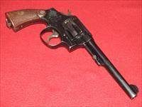 S&W 1905 4th Change Revolver (.38 Special)