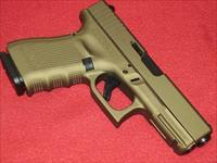 "Glck 19 Gen 4 ""Burnt Bronze"" Pistol (9mm)"