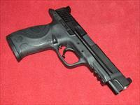 S&W M&P 9L Ported Pistol (9mm)