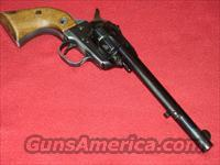 Ruger Single Six 3 Screw Revolver (.22 LR/.22 Mag.)