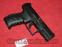 Walther Model PPQ Pistol (9mm)