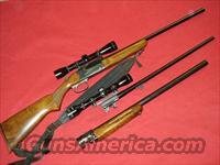 TC Model 87 Hunter Rifle (.25-06/.22-250/12Ga.)