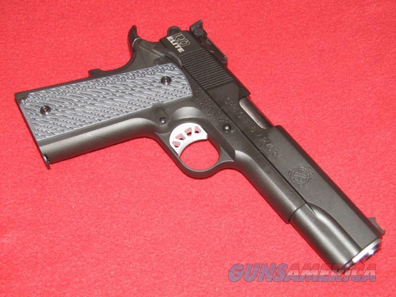 Springfield 1911 Range Officer Elite Target Pistol ( 45 ACP)
