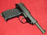 Walther P-38 Pistol (9mm)