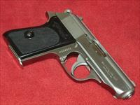 Walther PPK/S Pistol (.380 ACP)