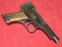 Japanese Nambu Type 94 Pistol (8mm)