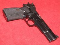 Browning Hi-Power Pistol (9mm)