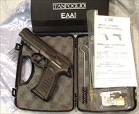 EAA Witness-P Tanfoglio 9mm Military / Police Full Size Duty Pistol - Hi Cap  FACTORY NEW