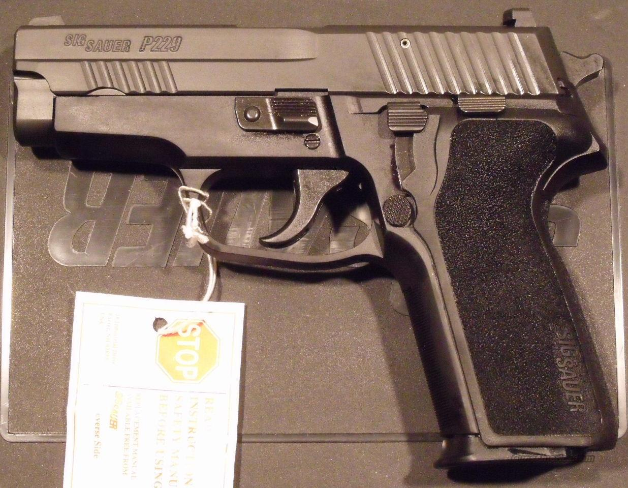 Sig sauer p229 carry e2 9mm 2 15 rd mags like p228