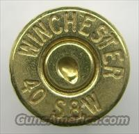 40 S&W Once Fired Brass 500 count