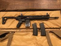 Sig MCX 5.56 Nato with Folding Stock