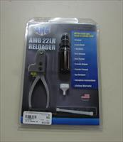 22lr Reloader kit w/Crimper, Bullet Mold, cleaner, etc.