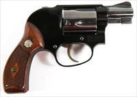 SMITH & WESSON MODEL 38 AIRWEIGHT .38 SPL REVOLVER