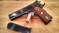 Smith and Wesson 1911 Blue