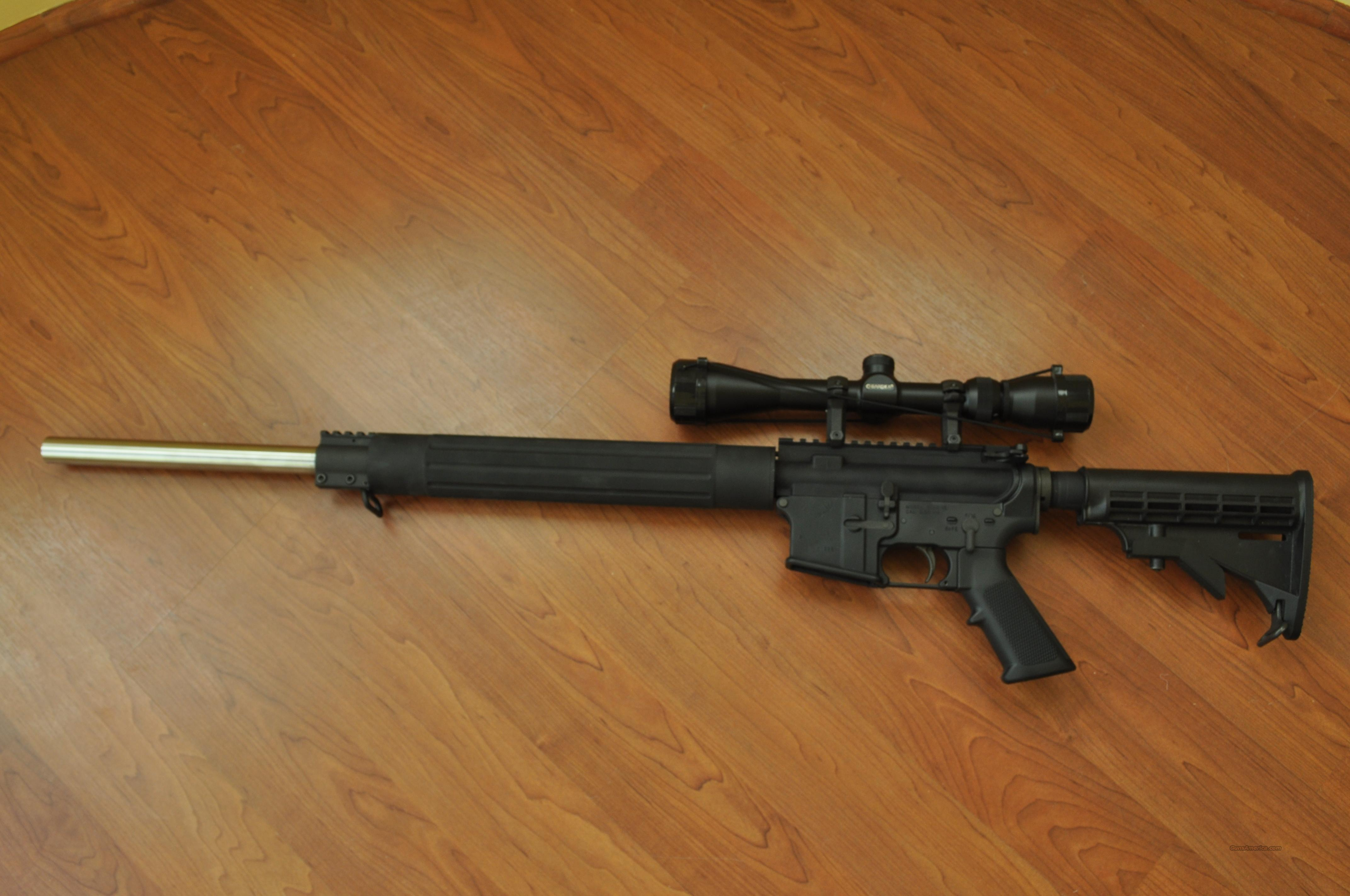 ar 15 wilson arms 24 bull barrel for sale. Black Bedroom Furniture Sets. Home Design Ideas