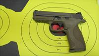 "SMITH & WESSON M&P40 VTAC, FULL FDE .40 S&W PISTOL, 2 14 ROUND MAGAZINES, 4.25"" BARREL"