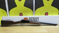 "HENRY REPEATING ARMS, H003T .22S/L/LR PUMP ACTION RIFLE, 16 LR/ 21 S CAPACITY TUBE FED, 20"" OCTAGON BARREL"