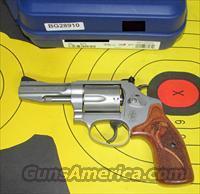 Smith & Wesson M60 Pro Series .38 SPL Revolver