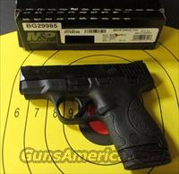 SMITH & WESSON 40 S&W SHIELD CA COMPLIANT