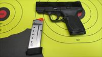 "SMITH &WESSON M&P45 SHIELD NMS .45ACP PISTOL, 6RD MAGAZINE, 7 RD MAGAZINE, 3.4"" BARREL"