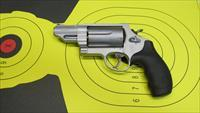 "SMITH &WESSON GOVERNOR .45ACP/45 COLT/.410 HANDGUN 6 SHOT REVOLVER, STAINLESS 2.75"" BARREL"
