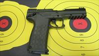 "KEL-TEC PMR-30 GREEN FRAME .22WMR PISTOL, (2) 30 ROUND MAGAZINES, FIBER OPTIC SIGHTS, 4.3"" BARREL"