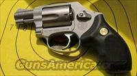 SMITH & WESSON MODEL 637 PERFORMANCE CENTER GUNSMOKE REVO;LVER