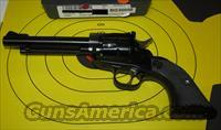 RUGER SINGLE SIX 22LR/22MAG 6 SHOT REVOLVER