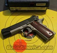 COLT 04540T LWT COMMANDER 38 SUPER 1911 PISTOL TALO EDITION TWO-TONE