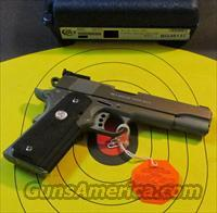 "COLT 1911 GOLD CUP STAINLESS 5"" 45ACP (05070X)"