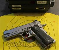 KIMBER STAINLESS PRO TLE/RL II 45ACP