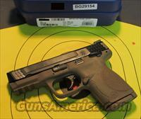 SMITH & WESSON M&P 45C FDE THUMB SAFETY 45ACP PISTOL (109158)