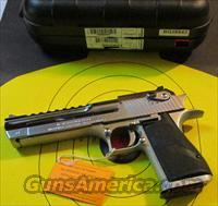 MAGNUM RESEARCH DESERT EAGLE 44 MAG POLISHED CHROME PISTOL